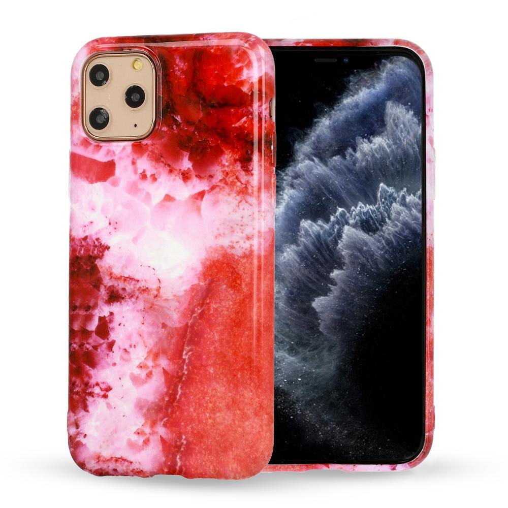 Silikonové pouzdro na mobil Mramor pro Iphone 12 Pro Max vzor -  5 5900217377764