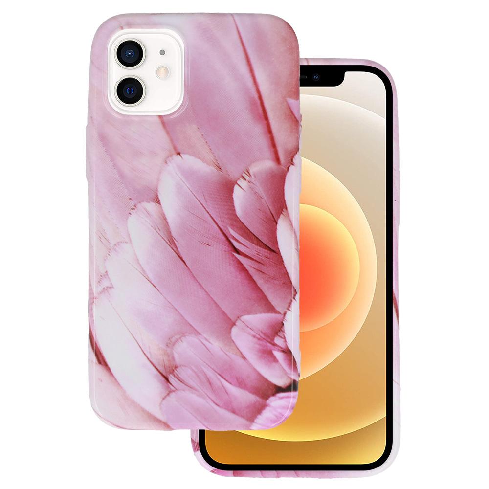 Silikonové pouzdro na mobil Mramor pro Iphone 12 Mini vzor -  9 5900217377627